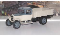 ГАЗ ММ (1946г.) серый двухцветный   НАП