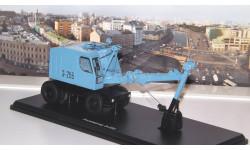 Экскаватор-255 (синий)   ModelPro