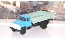 САЗ-3507 (53)  Наши Грузовики № 42, масштабная модель, 1:43, 1/43, ГАЗ