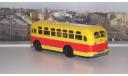 ЗИС 155 красно-жёлтый   АИСТ