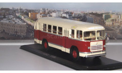 ЛИАЗ 158В (1961-1970), бежево-бордовый ClassicBus