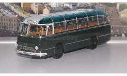 ЛАЗ 695 городской автобус (1956), т.зеленый   Ультра, масштабная модель, 1:43, 1/43, ULTRA Models