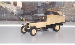 ГАЗ ММ (1946г.) коричневый  двухцветный   НАП