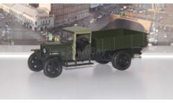 ГАЗ ММ (1941г.)  темно-зеленый НАП