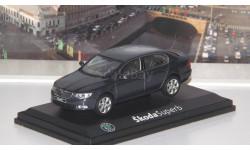 Skoda Superb II (2008)  Abrex, масштабная модель, 1:43, 1/43, Škoda