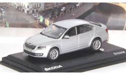 Skoda Octavia III 2012  Abrex, масштабная модель, Škoda, scale43