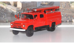 АЦ-30( ЗИЛ 130 )63А  АИСТ, масштабная модель, 1:43, 1/43, Автоистория (АИСТ)