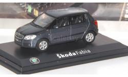 Skoda Fabia II   Abrex, масштабная модель, Škoda, scale43