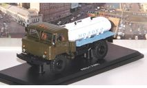 Автомобиль-цистерна АВЦ-1,7 (66)   ModelPro, масштабная модель, ГАЗ, scale43