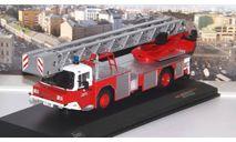 MAGIRUS DLK 2312 'Feuerwehr Frankfurt'  IXO, масштабная модель, scale43