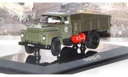 ГАЗ 52-07 газобалонный (1978г.)  DiP