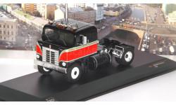 KENWORTH Bullnose 1950 Black / Red   IXO, масштабная модель, 1:43, 1/43