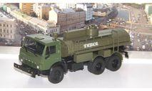 Легендарные грузовики СССР №6, АЦ-9 (5320)  MODIMIO, масштабная модель, 1:43, 1/43, КамАЗ