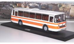 ЛАЗ 699Р бело-оранжевый ClassicBus, масштабная модель, 1:43, 1/43