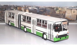 ИКАРУС  280.33М (Бело-зелёный) Ikarus   ClassicBus, масштабная модель, 1:43, 1/43