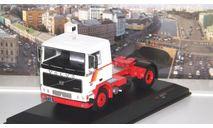 VOLVO F10 (1983), white / red  IXO, масштабная модель, 1:43, 1/43