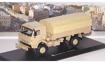 КАМАЗ  43502 4х4 Мустанг  SSM, масштабная модель, 1:43, 1/43, Start Scale Models (SSM)