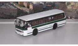 ЛАЗ 695Р бело-зеленый СОВА