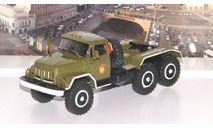 Легендарные грузовики СССР №8, ЗИЛ-131НВ  MODIMIO, масштабная модель, scale43