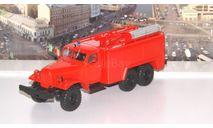 Легендарные грузовики СССР №9, ЗИЛ-157-АТ2  MODIMIO, масштабная модель, scale43