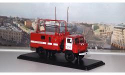 Командно-штабная машина КШМ Р-142Н (66), пожарная служба  SSM