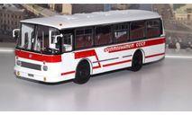 ЛАЗ 695Р Спорткомитет СССР   СОВА, масштабная модель, scale43, Советский Автобус
