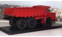 МАЗ 530 карьерный самосвал (40 тонн), выставочный  SSM, масштабная модель, 1:43, 1/43, Start Scale Models (SSM)