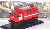 Кунг К-66, пожарный   SSM, масштабная модель, 1:43, 1/43, Start Scale Models (SSM), ГАЗ