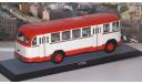 ЛиАЗ 158В красно-белый  ClassicBus, масштабная модель, 1:43, 1/43