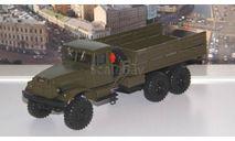 Легендарные грузовики СССР №13, КРАЗ-214  MODIMIO, масштабная модель, scale43