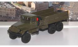 Легендарные грузовики СССР №13, КРАЗ-214  MODIMIO