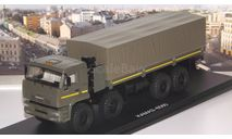 КАМАЗ-6560 бортовой (с тентом)   SSM, масштабная модель, 1:43, 1/43, Start Scale Models (SSM)