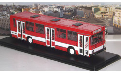 Ликинский автобус 5256 городской (красный/белый)   SSM