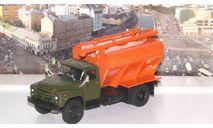 Легендарные грузовики СССР №15, ЗСK-10 (130)  MODIMIO, масштабная модель, ЗИЛ, scale43