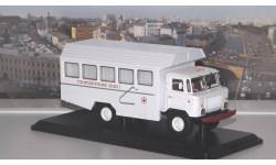ГАЗ 66  Передвижной стоматологический кабинет (КСП-2001)  SSM, масштабная модель, 1:43, 1/43, Start Scale Models (SSM)
