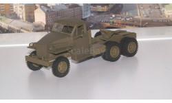 Студебекер US6 тягач  САИС, масштабная модель, 1:43, 1/43, Studebaker