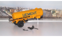 Полуприцеп-цементовоз ТЦ-4  АИСТ, масштабная модель, 1:43, 1/43, Автоистория (АИСТ)