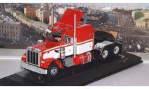 PETERBILT 359 1973 red / white  IXO, масштабная модель, scale43