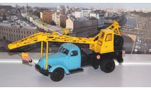 Автокран ЛАЗ-690 (164)   АИСТ, масштабная модель, Автоистория (АИСТ), ЗИЛ, scale43