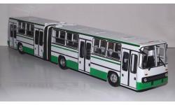 Икарус-280.64 (московская окраска )  Ikarus   СОВА, масштабная модель, 1:43, 1/43, Советский Автобус