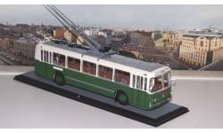ЗИУ 5 бело-зелёный   ClassicBus