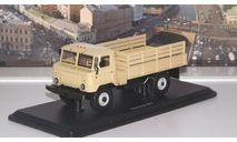 ГАЗ-66 бортовой (бежевый)  SSM, масштабная модель, 1:43, 1/43, Start Scale Models (SSM)