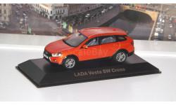 LADA Vesta SW Cross оранжевый металлик    Lada Image