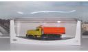 КрАЗ  256Б самосвал (жёлто/оранжевый) в боксе   SSM, масштабная модель, 1:43, 1/43, Start Scale Models (SSM)