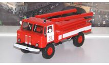 Легендарные грузовики СССР №19, АЦ-30(66)-146  MODIMIO, масштабная модель, ГАЗ, scale43