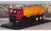 МАЗ-6516 самосвал, U-образный кузов    SSM, масштабная модель, scale43, Start Scale Models (SSM)