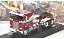 FREIGHTLINER FLA 1993 red   IXO, масштабная модель, scale43, Kenworth