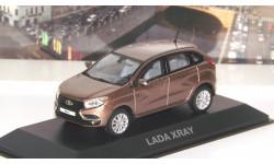 LADA XRAY коричневый металлик    Lada Image