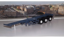 Полуприцеп-контейнеровоз МАЗ-938920 без контейнеров