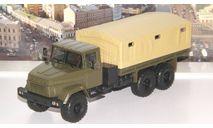 Легендарные грузовики СССР №22, КрАЗ-6322   MODIMIO, масштабная модель, scale43